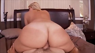 babe, bbw, big ass, blonde, booty, chubby, cowgirl, fuck, hardcore, husband, massive, pawg, pussy, riding