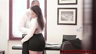 babe, big tits, booty, cheating, cum, cum on tits, cumshot, fuck, glasses, handjob, office, secretary, sex, skirt, titjob, upskirt, work