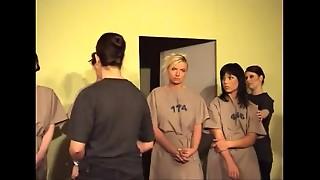 bdsm, prison, sauna, spanking