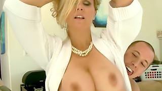 big tits, milf, mom, stepmom