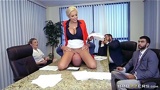 boss, brazzers, facesitting, lingerie, pussy, shaved