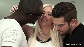 anal, big ass, creampie, cum, cumshot, double penetration, european, facial, fuck, hardcore, interracial, sex, threesome, tied