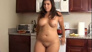 babe, bbw, big tits, chubby, hardcore, husband, masturbation, natural, solo
