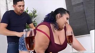 bbw, big tits, exotic, worship
