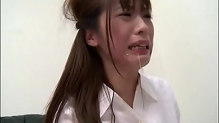 bukkake, cum, deepthroat, english, gagging, japanese, mouth, office, pissing, rough sex