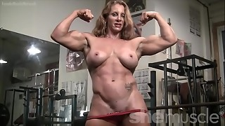 babe, blowjob, milf, muscle, nude, redhead, sex, sexy