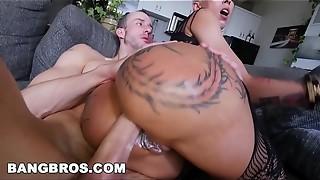 anal, bangbros, beautiful, big ass, booty, bubble, fuck, hardcore, pornstar, sauna, short, tattoo