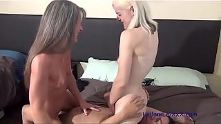 bbc, cum, cumshot, group sex, interracial, milf, plumber, seduction, swallow, threesome