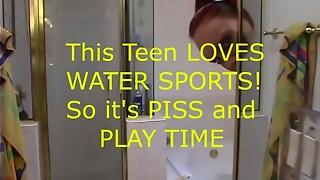 anal, bathroom, blowjob, stepbrother, stepdad, stepdaughter, enema, nasty, pissing, redhead, squirting, step fantasy, taboo, teen, wet