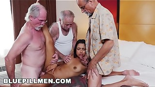 bizarre, exotic, funny, grandpa, group sex, hardcore, lady, latina, mature, orgy, petite
