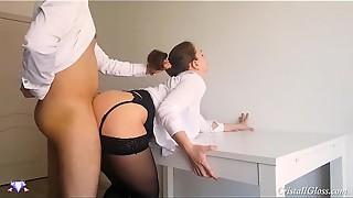 amateur, big ass, big tits, blowjob, boss, cheating, cock, cum, doggystyle, handjob, homemade, milf, reality, secretary, sex