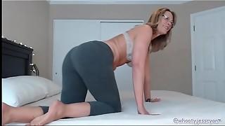 babe, big ass, booty, hottie, mature, milf, pants, webcam, yoga