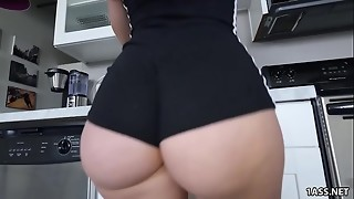 anal, big ass, bubble, massive, perfect, sex, wet