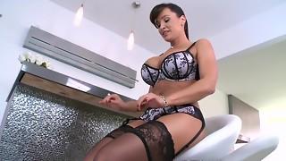 babe, big ass, big tits, brunette, hardcore, hd videos, lisa ann, milf, reality