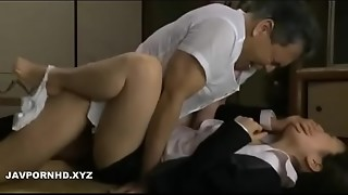 blowjob, stepdaughter, fuck, japanese, rough sex, step fantasy, wife