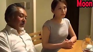 blowjob, cheating, friend, husband, japanese, wife