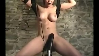 babe, big tits, booty, dildo, fetish, fuck, machine, masturbation, solo, toys