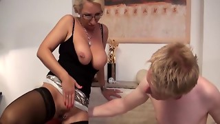 anal, blonde, cougar, german, hardcore, hd videos, mature, milf, mom, old and young, sex, sexy, stockings