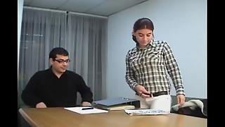 argentina, cheating, hardcore, latina, secretary