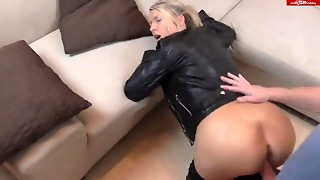 bitch, blonde, blowjob, booty, cock, cute, dirty, doggystyle, european, fetish, german, hardcore, heels, kinky, leather, massive, pants, sperm, tied