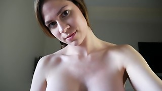 60fps, amateur, babe, big tits, brunette, hardcore, homemade, masturbation, nipples, pornstar, solo, striptease, teasing, webcam