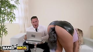 anal, asshole, bangbros, big ass, big tits, booty, boss, cheating, fuck, gaping, hardcore, latina, milf, pigtails, pornstar, reality, sauna, secretary, spanish, toys