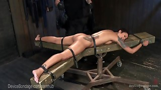 bdsm, bondage, ebony, female choice, femdom, fetish, gagging, hardcore, kinky, orgasm, piercing, pornstar, punishment, squirting, tattoo