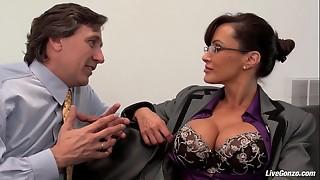 big tits, blowjob, brunette, cum, cumshot, fuck, gonzo, hardcore, lisa ann, massive, mature, milf, mom, slut, webcam