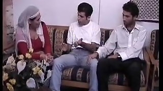 funny, mature, threesome, turkish