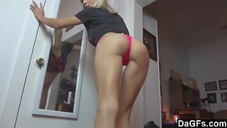 amateur, anal, bedroom, big tits, brunette, dildo, hd videos, horny, milf, mom, neighbor, pussy, sex, surprise, toys