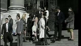 bride, car, stockings, vintage