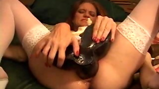 amateur, dildo, fisting, monster, sex, squirting, toys