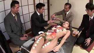 babe, blowjob, brunette, eating, facial, fetish, foot fetish, fuck, gangbang, group sex, japanese, nude, outdoor, sex, toys