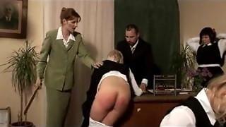 bdsm, sauna, spanking