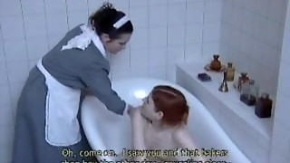 bdsm, czech, sauna, spanking