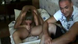 amateur, babe, female choice, fuck, hardcore, homemade, russian, threesome