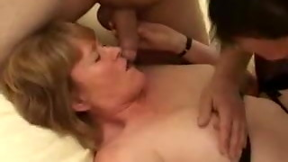 british, chubby, housewife, husband, mature, orgy, threesome, wife