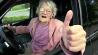 car, granny, kinky, mature, milf, pervert