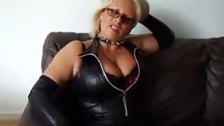 big tits, couple, cuckold, femdom, fuck, husband, leather, pussy, teacher