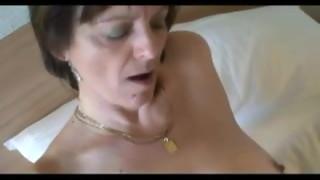 cute, mature, saggy tits