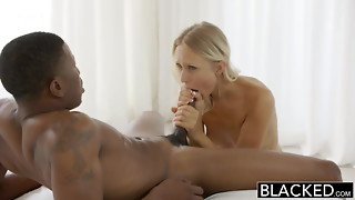 babe, bbc, black, blacked, blonde, blowjob, doggystyle, facial, female choice, first time, hardcore, hd videos, interracial, model, top rated