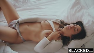 big dick, black, blacked, blowjob, brunette, caught, cock, college, creampie, hd videos, interracial