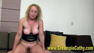 amateur, creampie, double penetration, hd videos, interracial, milf, sloppy, threesome