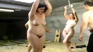 bdsm, german, sauna, spanking