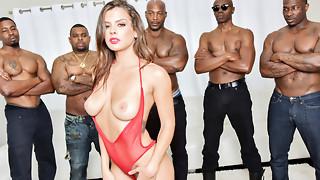 anal, babe, bbc, big tits, brutal, cock, female choice, fuck, gangbang, hardcore, hd videos, interracial, monster