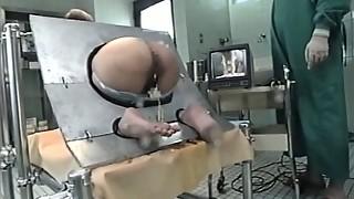asian, enema, fetish, machine, milf, tied