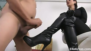 boots, cock, femdom, fetish, latex