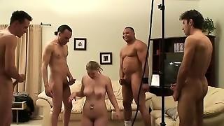 behind the scenes, big tits, blonde, exclusive, group sex, hardcore, interracial, sex, voyeur