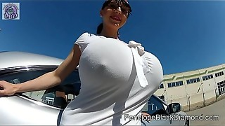 big tits, black, car, exotic, fake, massive, nipples, sauna, shemale, softcore, solo, topless