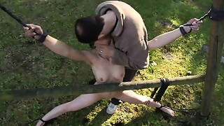 bdsm, blowjob, bondage, fantasy, fetish, hardcore, outdoor, rough sex, skinny, skirt, slave, slut